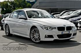 New Used Bmw 330i M Sport White Cars For Sale In New South Wales
