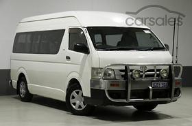 466d857da2b6d2 New   Used Toyota Hiace Commuter cars for sale in Australia ...