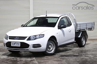 2012 Ford Falcon Ute FG MkII Auto Super Cab