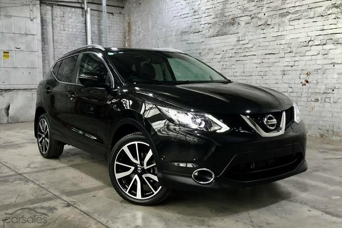 New & Used Nissan QASHQAI cars for sale in Mawson Lakes City Of ...