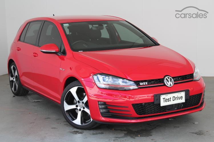 New Used Volkswagen Golf Gti Cars For Sale In Australia Carsales