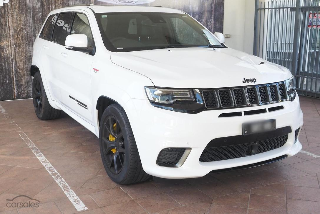 Jeep Grand Cherokee Trackhawk Car For Sale In Gold Coast Queensland Carsales Com Au
