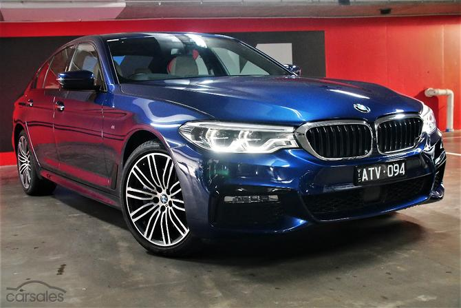 New Used Bmw 530i Cars For Sale In Australia Carsales