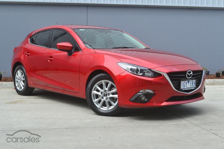 2016 Mazda 3 Maxx BN Series Auto