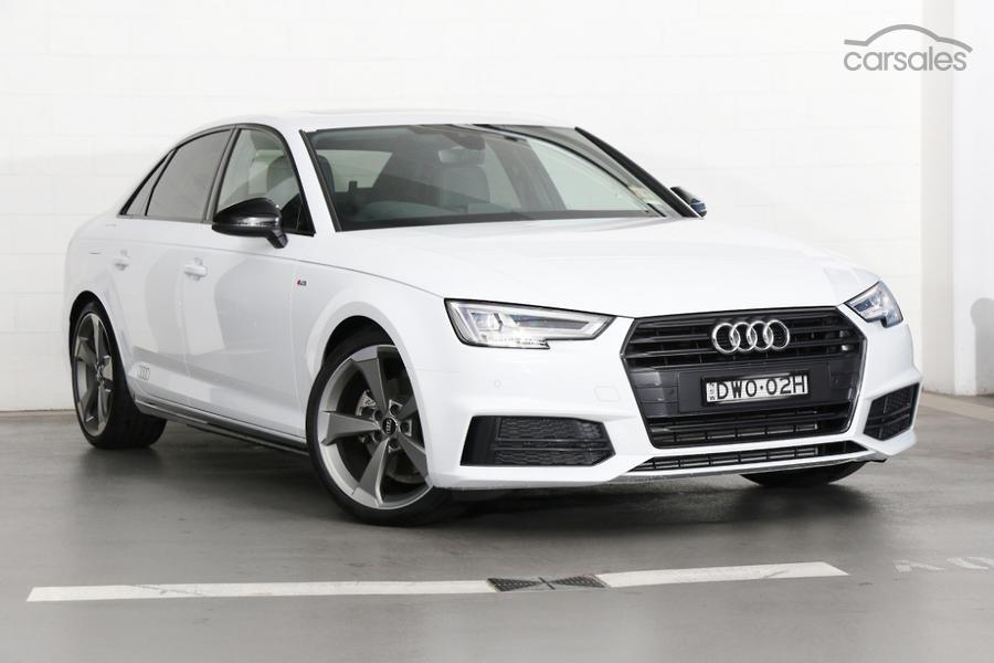 2018 Audi A4 Black Edition Auto My18 Oag Ad 16290979