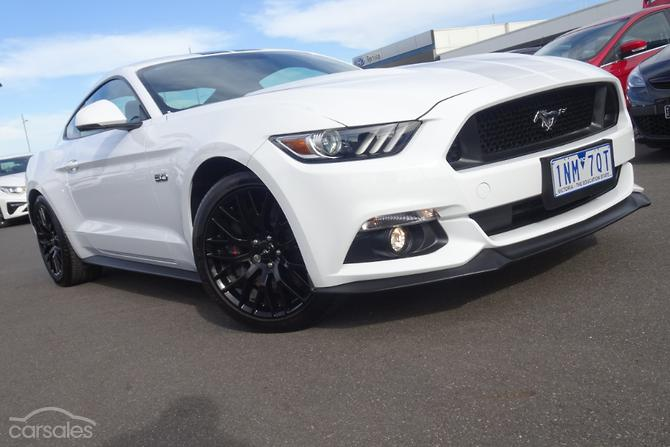 New Used Ford Mustang Gt Fm 2 Doors Petrol Premium Ulp Between 4