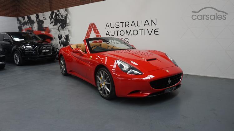 Ferrari california for sale australia