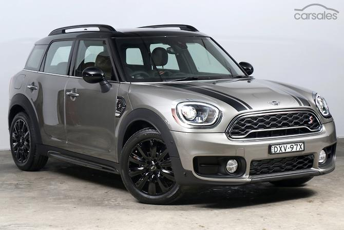 2018 Mini Countryman Cooper S Auto
