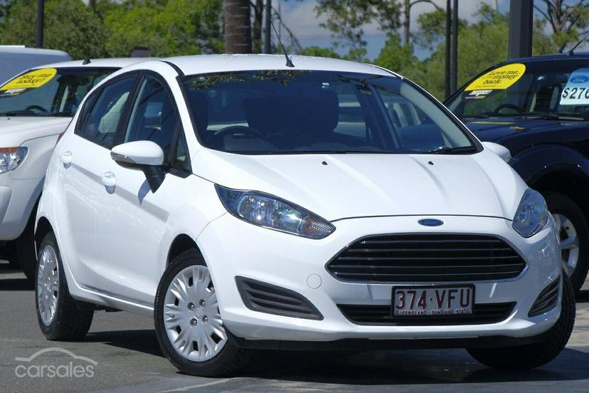 2015 ford fiesta ambiente wz manual my15 review