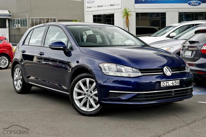 2017 Volkswagen Golf 110tsi Comfortline 7 5 Auto My18