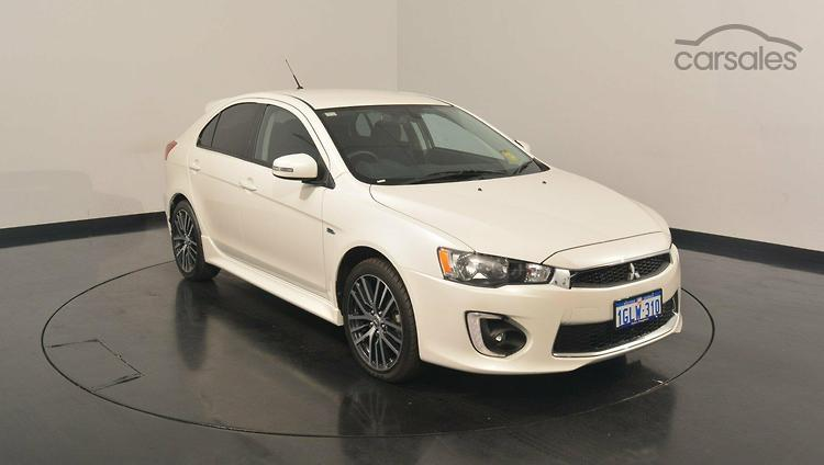 new used mitsubishi lancer cars for sale in perth western rh carsales com au mitsubishi lancer 2009 service manual pdf Used 2009 Mitsubishi Lancer