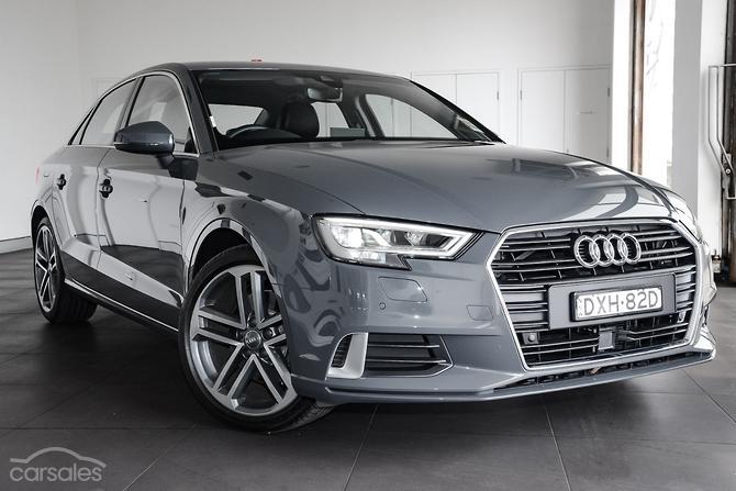 2018 Audi A3 Sport Auto My18