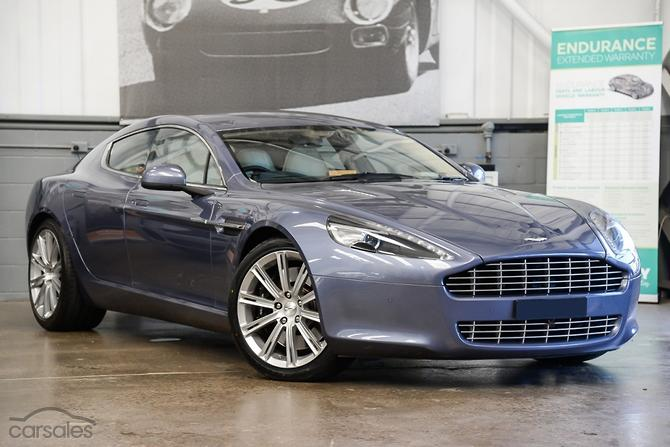 New Used Aston Martin Cars For Sale In Australia Carsales Com Au