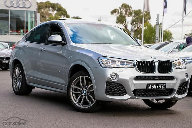 New Used BMW X4 Cars For Sale In Australia