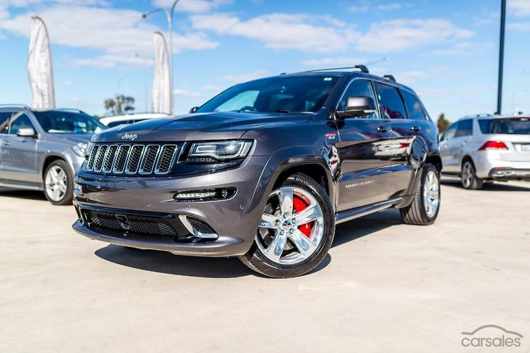 2015 Jeep Grand Cherokee SRT Auto 4x4 MY15