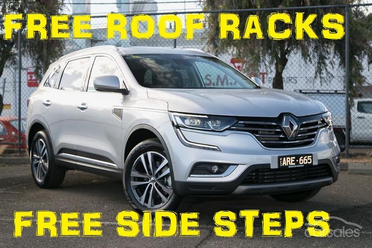 Renault koleos for sale melbourne