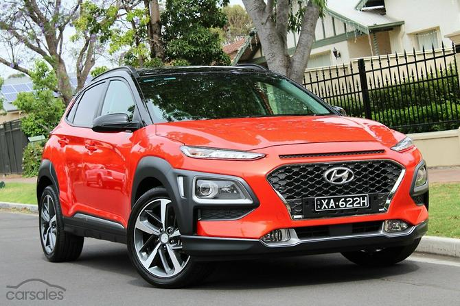New Used Hyundai Kona Cars For Sale In City Of Charles Sturt
