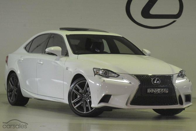 new & used lexus is250 f sport cars for sale in australia - carsales