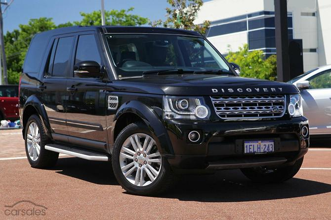 2014 Land Rover Discovery SDV6 HSE Auto 4x4 MY15