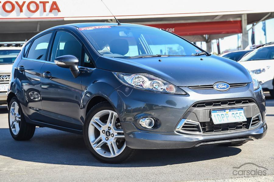 2011 Ford Fiesta Zetec WS Manual-OAG-AD-17127982 - carsales