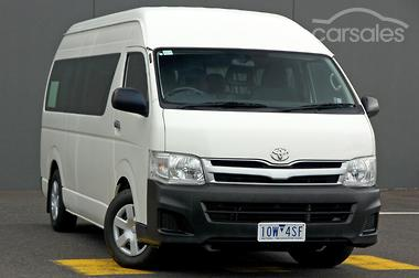 8e862bcada9c56 New   Used Toyota Hiace cars for sale in Australia - carsales.com.au