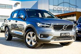 New Used Volvo Xc40 Cars For Sale In Melbourne Victoria Carsales