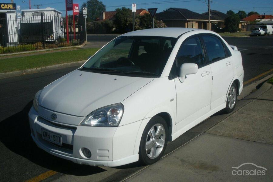 2003 Suzuki Liana GS Manual-OAG-AD-17144552 - carsales com au
