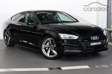 New Used Audi A Black Cars For Sale In Australia Carsalescomau - Black audi a5