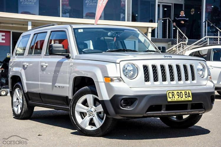2013 Jeep Patriot Sport Auto 4x2 MY14