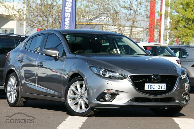 Elegant 2014 Mazda 3 SP25 Astina BM Series Auto