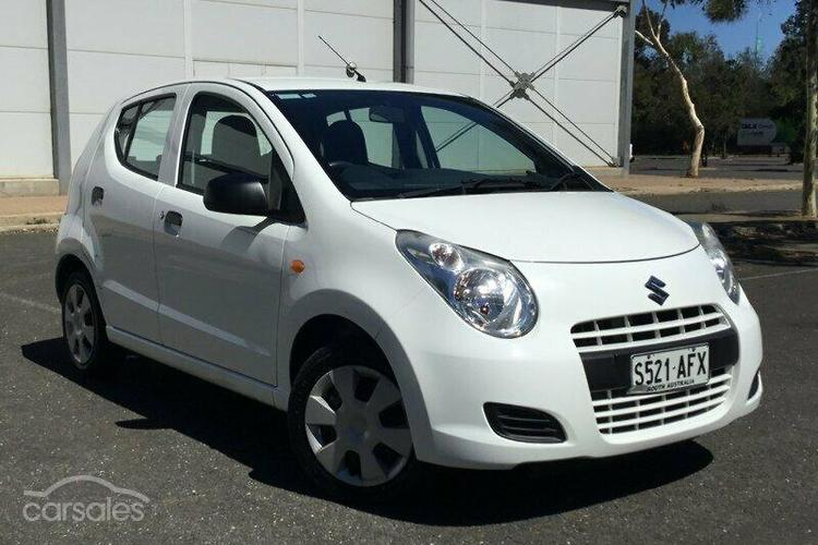 New Used Suzuki Alto Cars For Sale In Australia Carsales Com Au