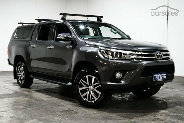 New Used Toyota Hilux Cars For Sale In Perth Western Australia