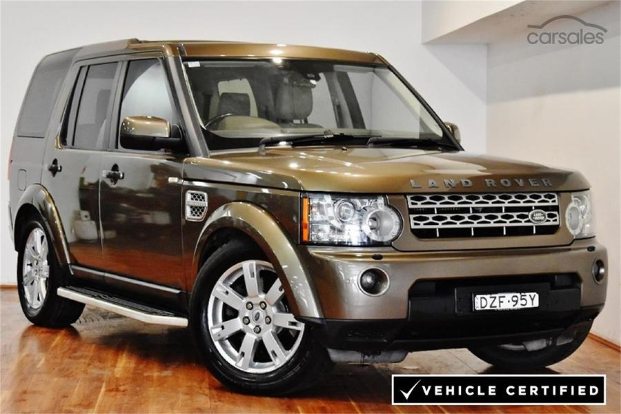 2011 Land Rover Discovery 4 SDV6 SE Auto 4x4 MY11-OAG-AD-16937418