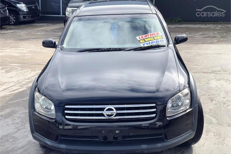 2002 Nissan Stagea 250RX Four NM35 Auto 4WD-OAG-AD-15079529