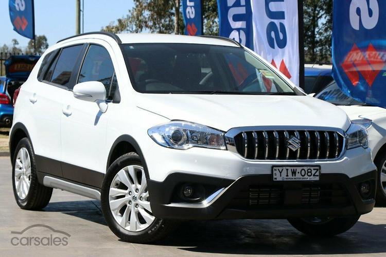 New Used Suzuki S Cross Cars For Sale In Australia Carsales Com Au