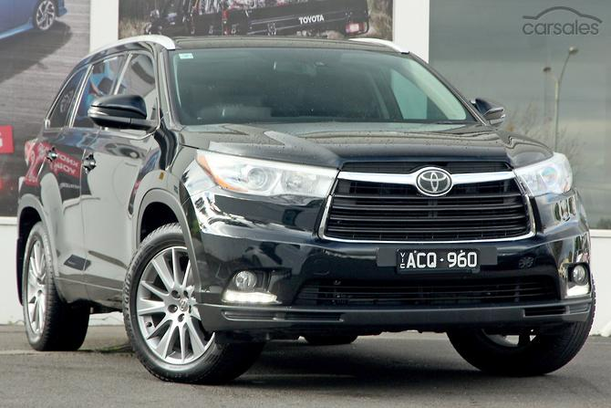 New Used Toyota Cars For Sale In Australia Carsalescomau
