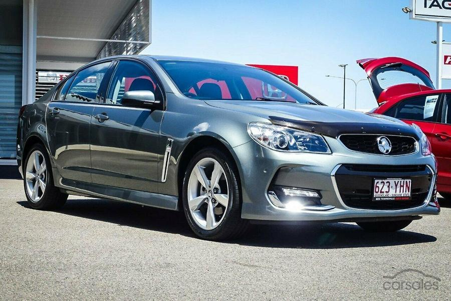 2016 Holden Commodore SV6 VF Series II Manual MY16-OAG-AD-16474565