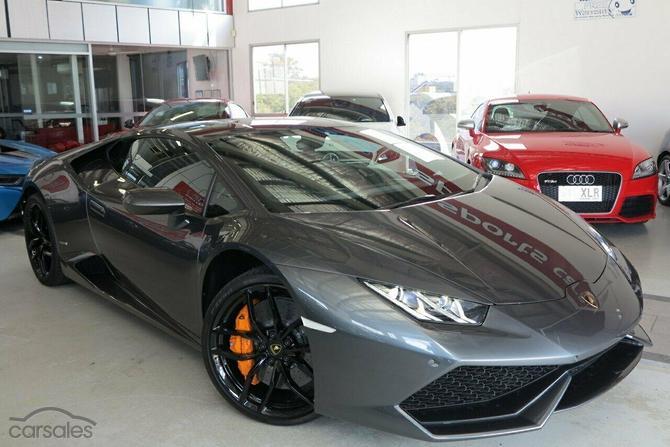 New & Used Lamborghini cars for sale in Australia - carsales.com.au
