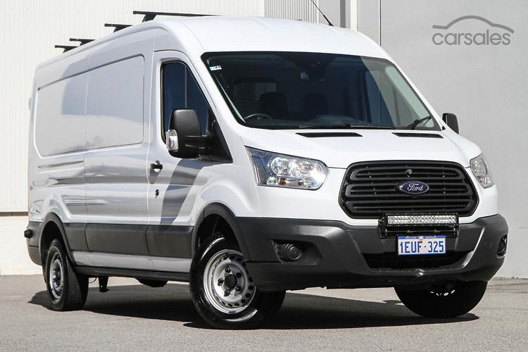 Ford Transit L Vo Lwb Manual