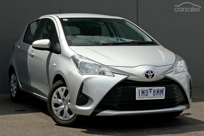 New Used Toyota Yaris Cars For Sale In Australia Carsales Com Au
