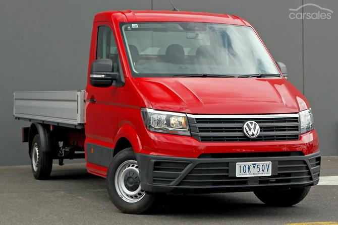 f196869f78 New   Used Volkswagen Crafter Tradie cars for sale in Australia ...