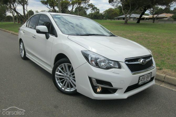 New Used Subaru Impreza Cars For Sale In Australia Carsales Com Au