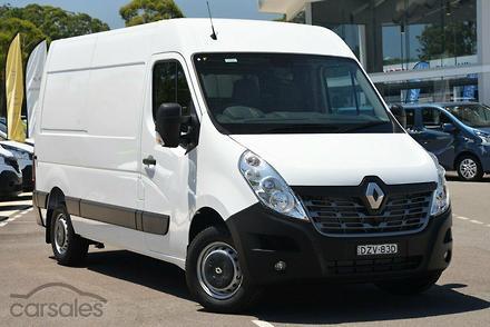 1f12d40089 2018 Renault Master Medium Wheelbase Auto
