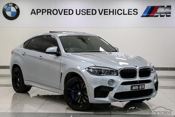 2016 BMW X6 M F86 Auto 4x4