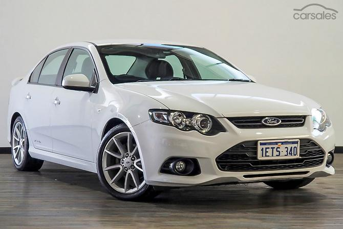 New  Used Ford Falcon cars for sale in Western Australia