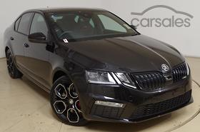 2018 Skoda Octavia Rs 245 Manual My18 5