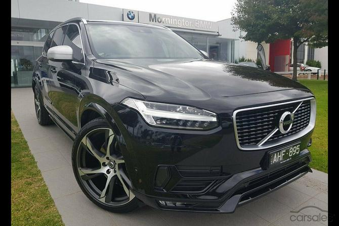 999ae9f781 New   Used Volvo XC90 D5 R-Design cars for sale in Victoria ...