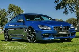 New Used BMW I Cars For Sale In Australia Carsalescomau - 2014 bmw 640i convertible