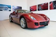 2008 Ferrari 599 Fiorano GTB Auto