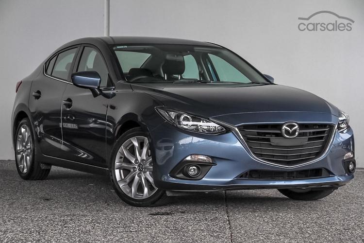 2015 Mazda 3 SP25 BM Series Auto
